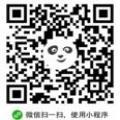 熊猫签证小程序 二维码扫一扫